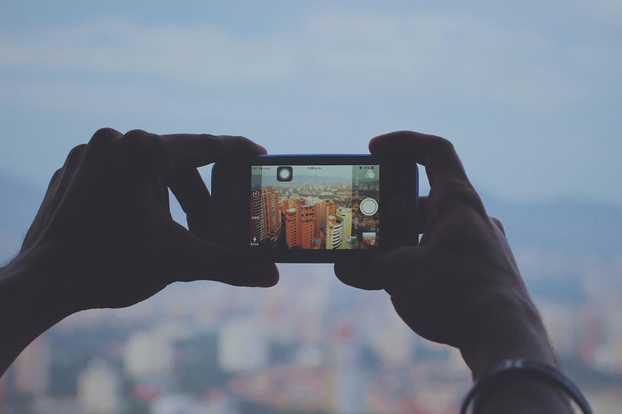 Reisen digital